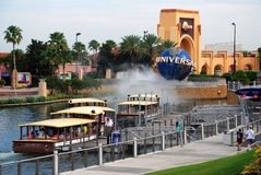 Universal Studio in Orlando, Florida Stock Image