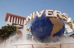 Universal Studio Singapore Royalty Free Stock Photo