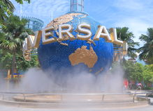 Universal Studio Singapore Stock Photo