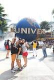Universal Studio Singapore Stock Photos