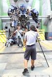 Universal Studio Singapore Stock Image