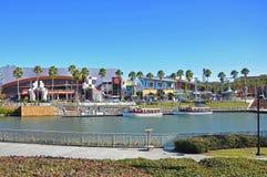 Universal Studios City Walk Orlando, Florida, USA. Universal Studios City Walk in Universal Orlando, Florida, USA royalty free stock images
