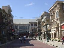 Universal Studios, Florida. Main Avenue Royalty Free Stock Photo