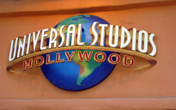 Universal Studios Hollywood Royalty Free Stock Images