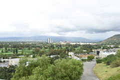 Universal Studios Hollywood in Los Angeles, California, USA. April 2016. Stock Photos