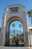 Universal Studios Hollywood Royalty Free Stock Photo