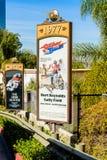 Universal Studios Hollywood Park, Los Angeles, USA royalty free stock photo