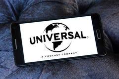 Universal Studios logo Royalty Free Stock Photo