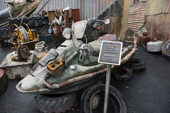 Universal Studios in Los Angeles, California, USA Stock Photo