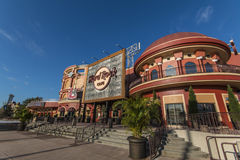 Universal Studios Orlando - Hard Rock Cafe Stock Images