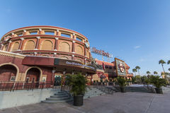 Universal Studios Orlando - Hard Rock Cafe Royalty Free Stock Photos