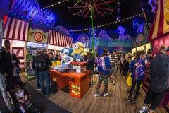 Universal Studios Orlando. Universal Studios theme park - Despicable Me Store - Production Central - Orlando/FL - USA Royalty Free Stock Image