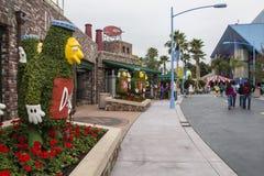 Universal Studios Orlando. Universal Studios theme park - Springfield - Orlando/FL - USA Royalty Free Stock Photography