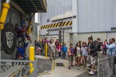 Universal Studios Orlando Royalty Free Stock Image