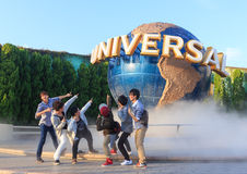 Universal Studios in Osaka, Japan Royalty Free Stock Image