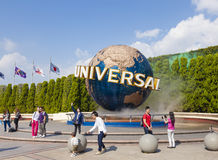 Universal Studios in Osaka, Japan Stock Photography