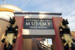 Universal Studios reiten Stockbilder