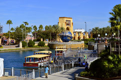 Universal Studios Resort entrance Stock Photo