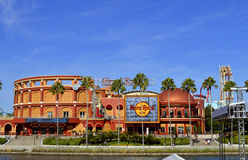 Universal Studios Resort Hard Rock Cafe Royalty Free Stock Photos
