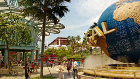 Universal Studios Singapore Stock Photos