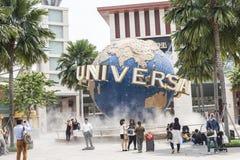 UNIVERSAL STUDIOS SINGAPORE Royalty Free Stock Photo
