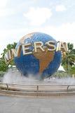 Universal Studios Singapur Lizenzfreie Stockfotos