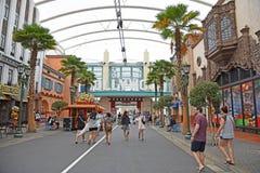 Universal Studios Singapur Lizenzfreies Stockfoto