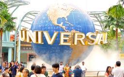 Universal Studios Singapur stockfotografie