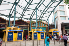 Universal Studios Ticket Booth Stock Image