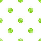 Universal vector tennis seamless patterns tiling Royalty Free Stock Photo