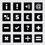 Universal Web Icons Stock Images