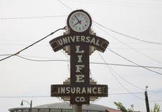 Universallebensversicherung lizenzfreie stockfotografie