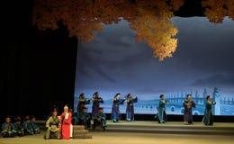 """Universalmente Shan di condannare-Shanxi Operatic""""Fu al  di Beijing†Fotografia Stock Libera da Diritti"""