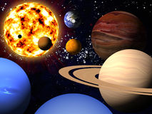 Universe vector illustration