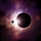 Universe Background Royalty Free Stock Image