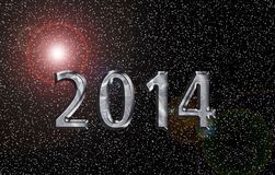 2014 universe background Stock Photos
