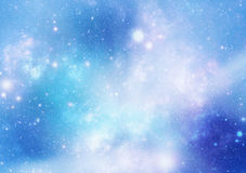 Universe background Stock Photo