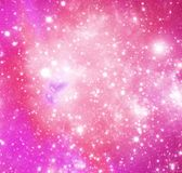 Universe background Stock Photography