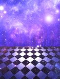 Universe background Royalty Free Stock Image