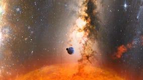 Universe diving