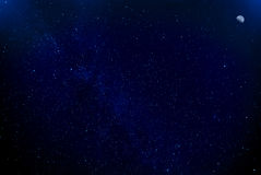 Universe filled with stars Royalty Free Stock Image