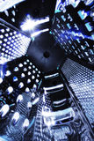 Universe space grater abstract Stock Photo