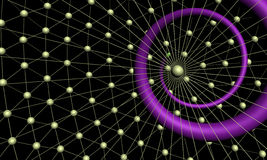 The universe spiral, no.2 Royalty Free Stock Photography