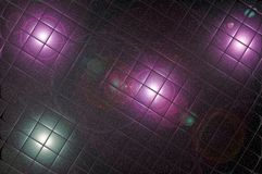 Universe tiles background Stock Photos