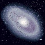 Universe vector. Realistic universe. Sky Royalty Free Stock Photos