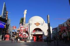 Universele CityWalk Hollywood Royalty-vrije Stock Fotografie