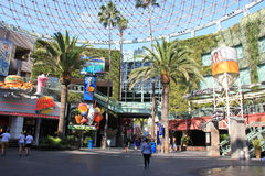 Universele CityWalk Hollywood Royalty-vrije Stock Foto