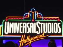 Universele Studio's Stock Fotografie