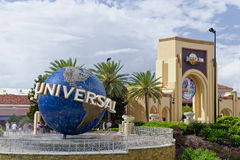 Universele studio's Orlando Florida Stock Afbeeldingen