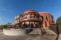 Universele Studio's Orlando - Harde Rotskoffie royalty-vrije stock afbeeldingen